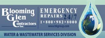 Blooming Glen Contractors Water & Wastewater Services